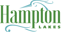 Logo of Hampton Lakes at River Hall