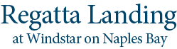 Logo of Regatta Landing at Windstar